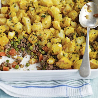 Indian Spiced Shepherd's Pie
