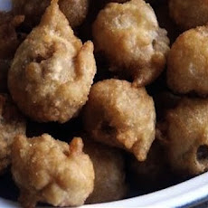 Beer Batter Fried Bay Scallops