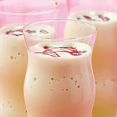 Caramel-Sea Salt Milk Shake