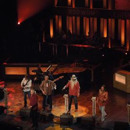 Oak Ridge Boys by Dawn Schriebl Hartley - People Musicians & Entertainers