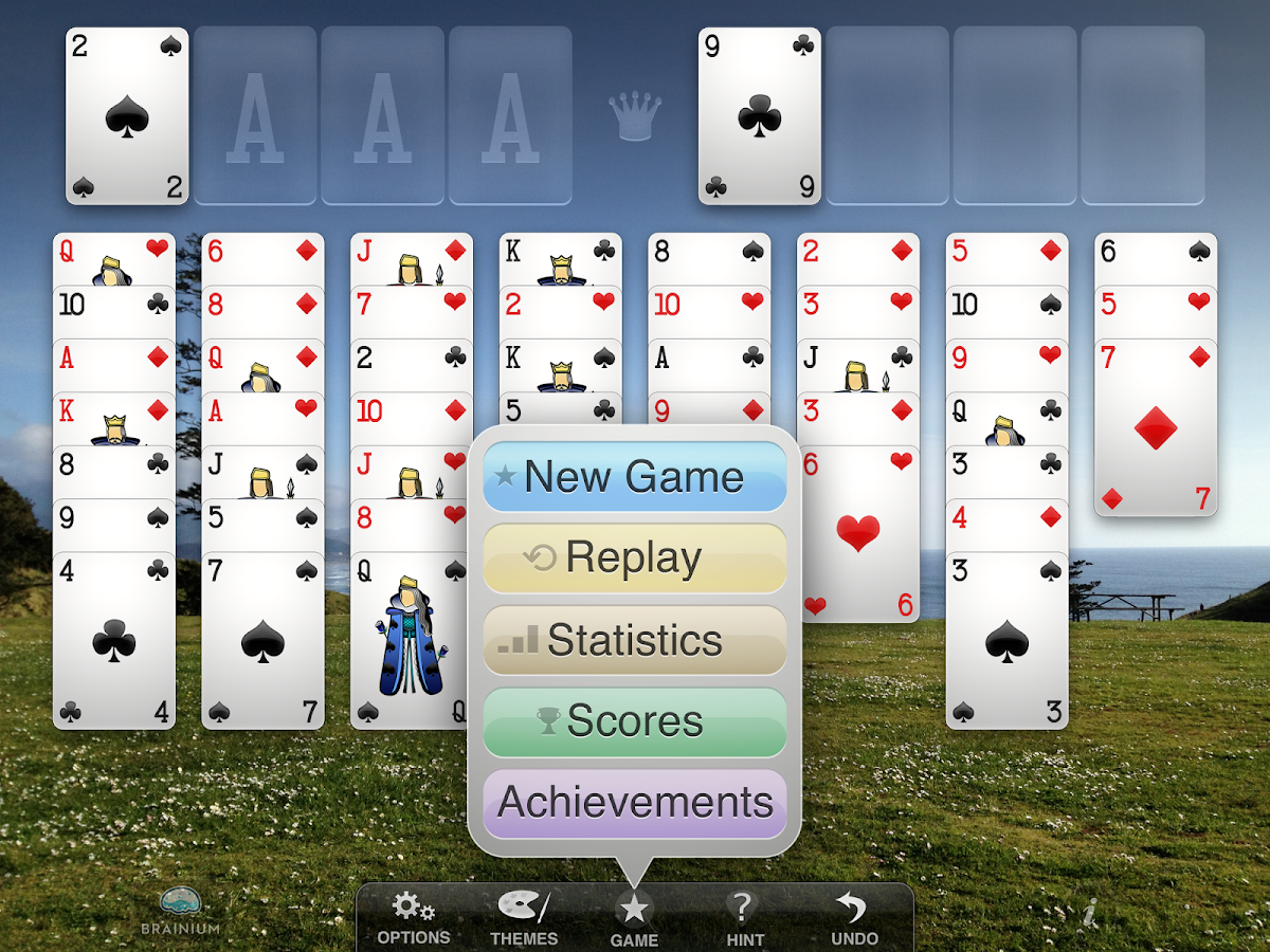 FreeCell Solitaire+ Screenshot 12