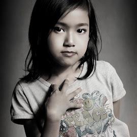 Mya by Asfa Karim - Babies & Children Child Portraits