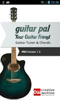 Screenshot of guitar pal Guitar Tuner&Chords