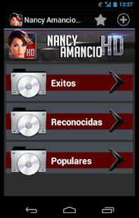 Nancy Amancio HD - screenshot