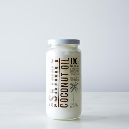 Coconut Oil, Cold-Pressed