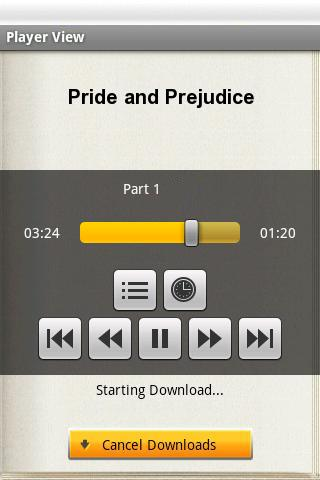 【免費媒體與影片App】Pride and Prejudice Audiobook-APP點子