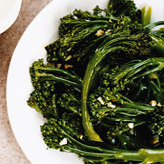 Sauteed Broccolini with Garlic