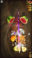 Screenshot of Fruit Ninja THD Free
