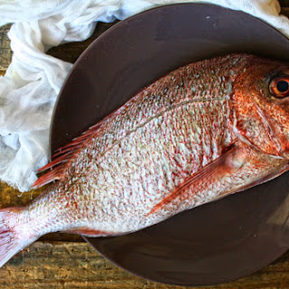 Asian Red Snapper Recipes