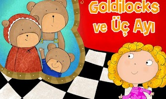 Screenshot of Goldilocks ve Üç Ayı