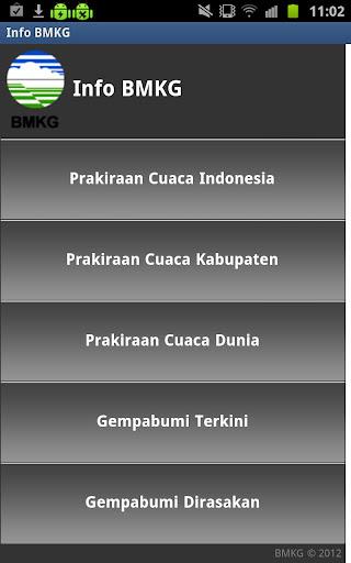 【免費天氣App】Info Gempa dan Cuaca-APP點子
