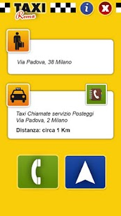 Rome Taxi - screenshot
