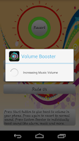 Screenshot of Volume Booster Pro