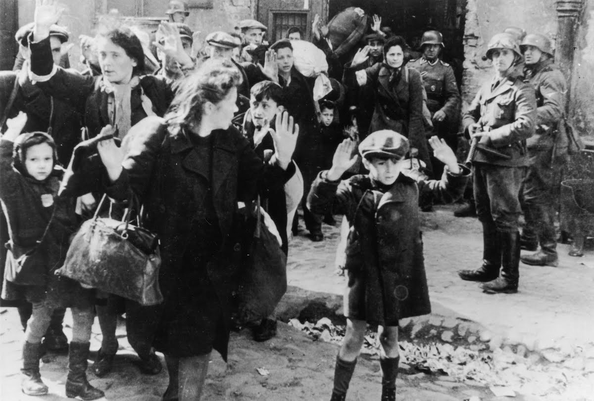 A few months after Karski's meeting with Szmul Zygielbojm, in April 1943, the Jews of the Warsaw Ghetto rose in a revolt known as the Warsaw Ghetto Uprising. With light and scarce weapons, they held up for three weeks. In the middle of May 1943, the enemy burned the entire ghetto and all who were inside. Nothing but smoldering ruins remained.