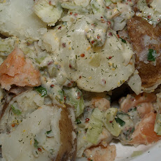 Different Potato Salad