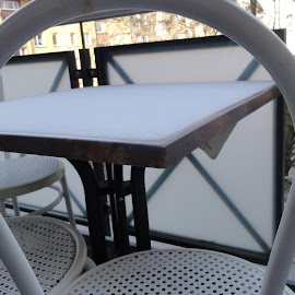 by Marija Les - Artistic Objects Furniture ( snow, winter, cold )