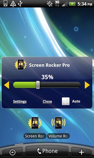 Screen Rocker Pro