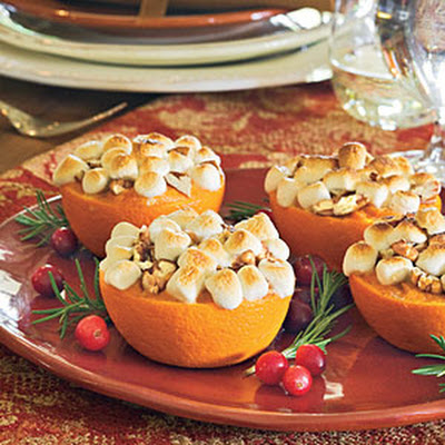 Sweet Potato Cups