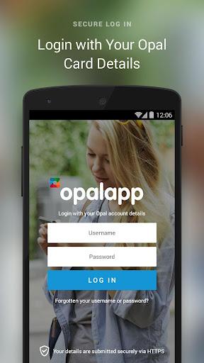Opal Card App - Opalapp - screenshot