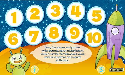 Math Fun 2nd Grade HD