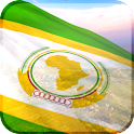 Flags of Africa Live Wallpaper icon