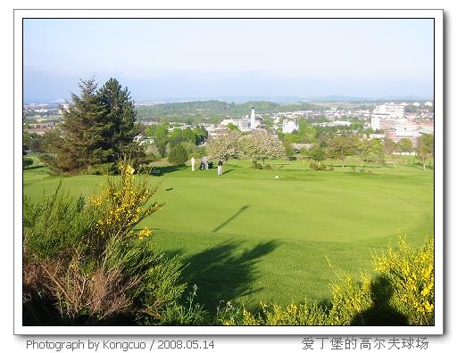 爱丁堡-高尔夫球场