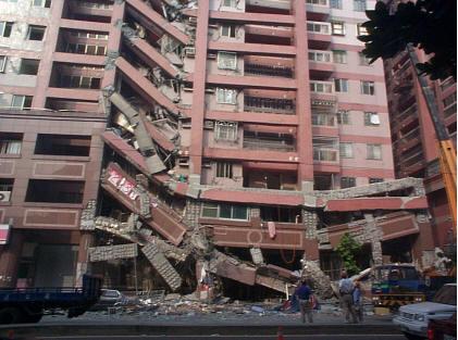 1999年台湾集集地震
