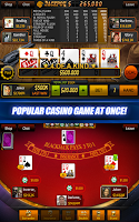 Screenshot of Casino Live - Poker, Slots