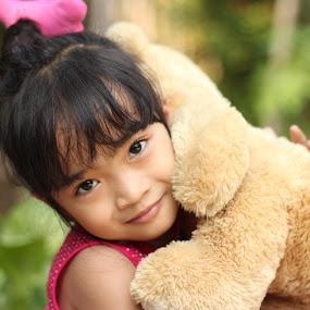 by Adianca Ridhani - Babies & Children Child Portraits ( #cute#girl#beautiful#daughter#children )