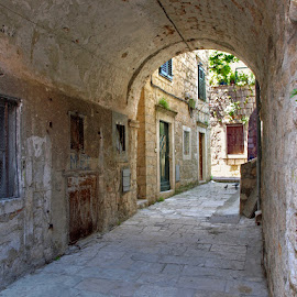 Dubrovnik, Croatia by Khaled Ibrahim - City,  Street & Park  Historic Districts