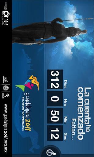 Contador Panamericanos GDL2011