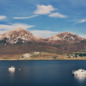 Skye by Alina Jumabhoy - Instagram & Mobile iPhone ( scotland, mountains, skye, sea, loch, travel, landscape, island )