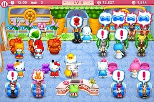 Screenshot of Hello Kitty Beauty Salon!