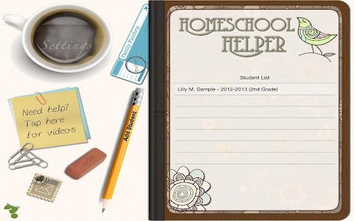Homeschool Helper