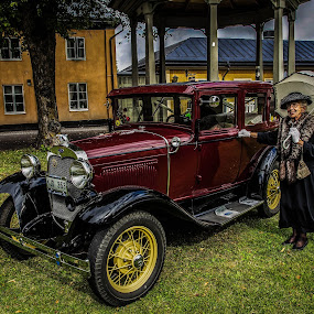by Peter Engman - Transportation Automobiles