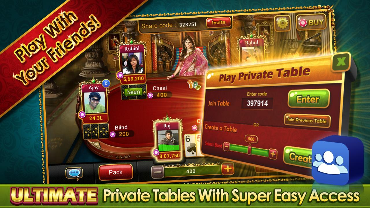 Ultimate Teen Patti Screenshot 5