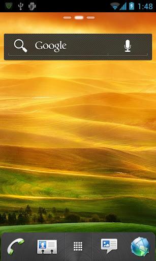 HTC Sense GO Launcher EX Theme