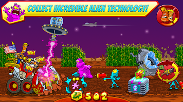 Screenshot of Farm Invasion USA - Premium
