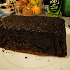 Dense Chocolate Loaf Cake - Nigella Lawson