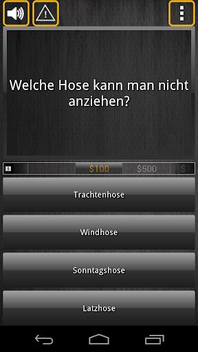 Who Becomes Rich (Trivia Quiz) - screenshot