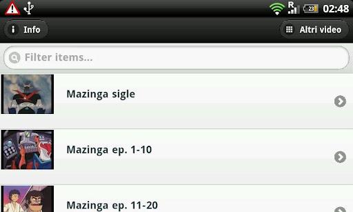 Il Grande Mazinga