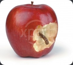 Goethe and the Rotten Apple