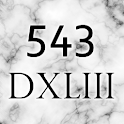 Roman Numeral Converter icon