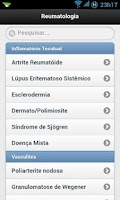 Screenshot of Rheumatology
