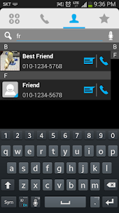 Quick Dialer.- screenshot thumbnail