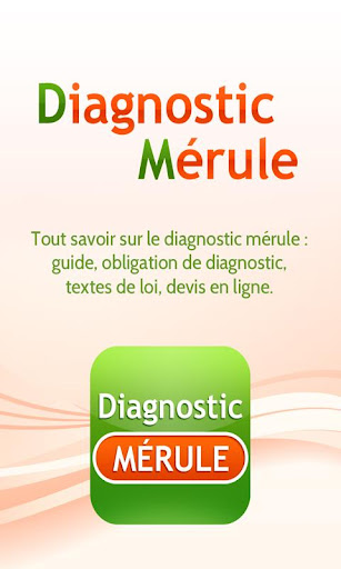 Diagnostic Mérule