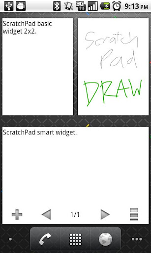 ScratchPad+1
