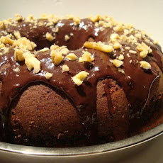 Triple Chocolate Devils Food Bundt Cake