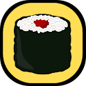 Sushi Cute Clock icon