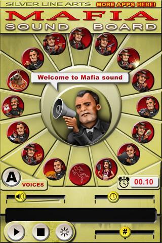Mafia Soundboard